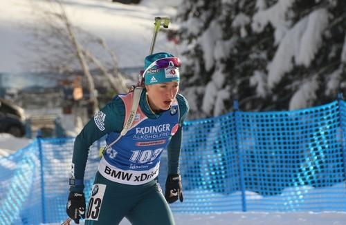 Ольга АБРАМОВА: «Перед началом гонки был мандраж»