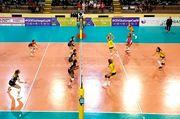 Запорожская Орбита проиграла первый матч 1/16 финала Кубка Вызова