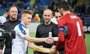 Ненад ЭРИЧ: «У Динамо за матч был один полумомент»