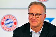 Карл-Хайнц РУММЕНИГГЕ: «Все в Баварии готовы дать Ковачу шанс»