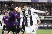 Фиорентина — Ювентус — 0:3. Текстовая трансляция матча
