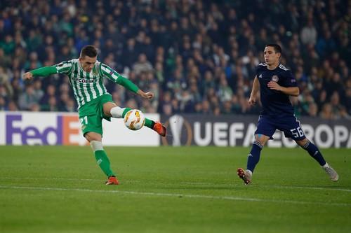 Группа F. Бетис обеспечил себе участие в раунде плей-офф