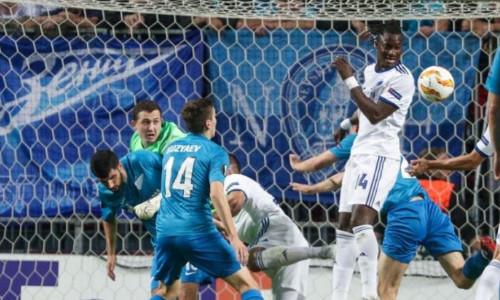 Группа С. Зенит вышел в плей-офф, первая победа Бордо