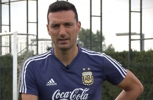 Скалони станет полноценным наставником сборной Аргентины