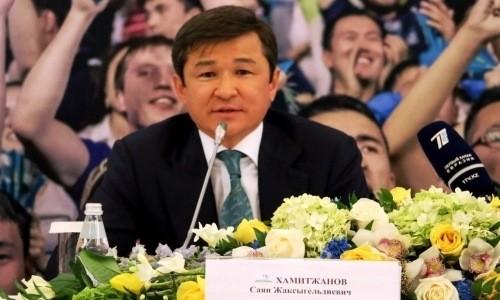 Президент Астаны: «Матч против Динамо стал лучшей игрой в сезоне»