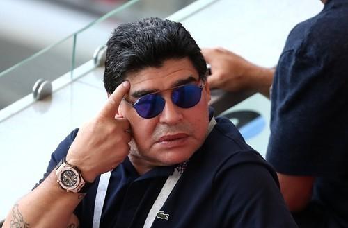 Марадона раскритиковал решение о переносе финале Копа Либертадорес