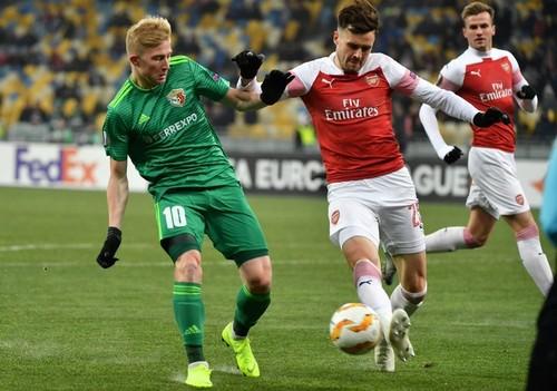 Александр ЗОТОВ: «До 11-й минуты Ворскла переигрывала Арсенал»