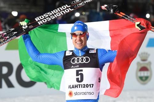 Пеллегрино и Сундлинг выиграли спринт в Лиллехаммере