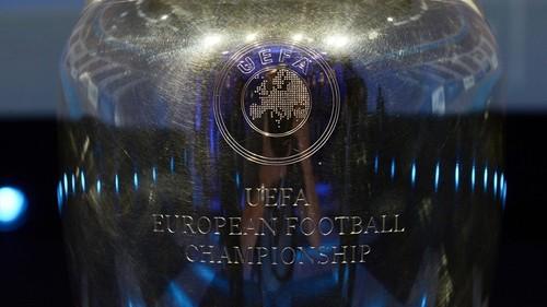 Жеребьевка квалификации ЕВРО-2020. Смотреть онлайн. LIVE трансляция
