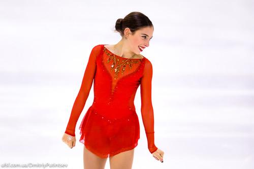 Українська фігуристка тріумфувала на міжнародному турнірі у Стамбулі