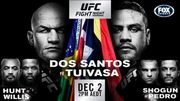 Где смотреть онлайн UFC FIGHT NIGHT 142