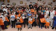Шахтер подарил детской больнице оборудования на 275 тысяч гривен