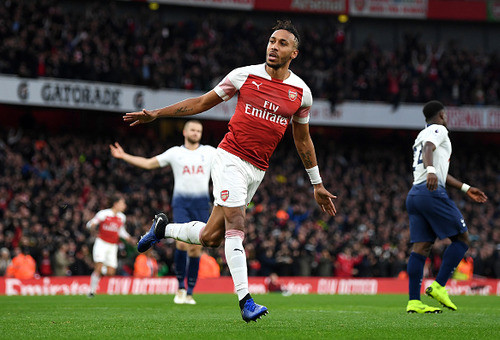 Арсенал - Тоттенхэм - 4:2. Текстовая трансляция матча