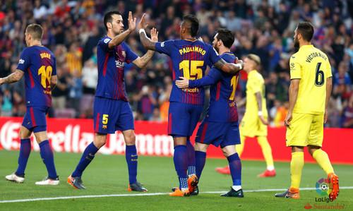 Барселона – Вильярреал. Прогноз и анонс на матч чемпионата Испании