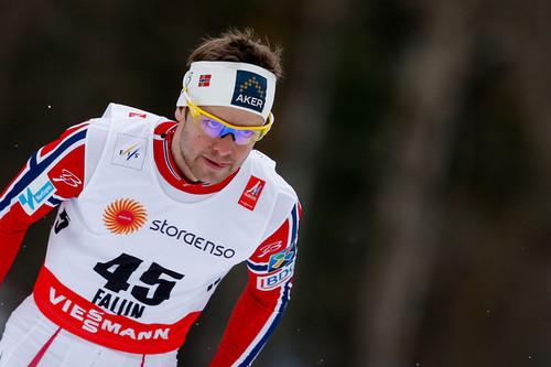 Лыжные гонки. Рёте выиграл разделку, провал Большунова и Клэбо