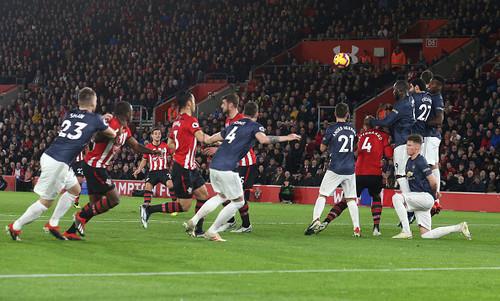 Саутгемптон — Манчестер Юнайтед — 2:2. Видео голов и обзор матча