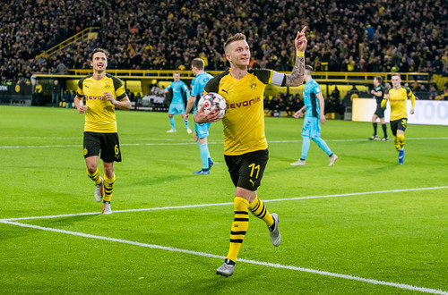 Боруссия Дортмунд – Фрайбург – 2:0. Видео голов и обзор матча
