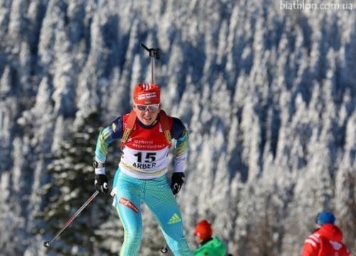 Идре-2018. Белкина не сумела зацепиться за медаль в персьюте