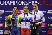 Украинка Старикова завоевала бронзу на треке в Берлине