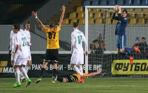 Ворскла - Александрия - 0:1. Текстовая трансляция матча