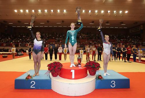 Диана Варинская победила на международном турнире в Испании