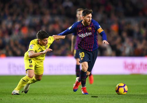 Барселона - Вильярреал - 2:0. Видео голов и обзор матча