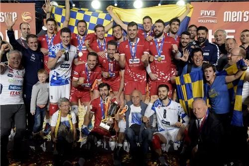 Трентино выиграл клубный чемпионат мира