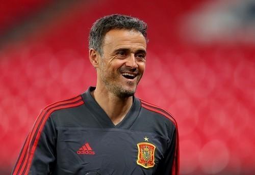 Луис ЭНРИКЕ: «Хотел, чтобы к нам в группу попала сборная Германии»