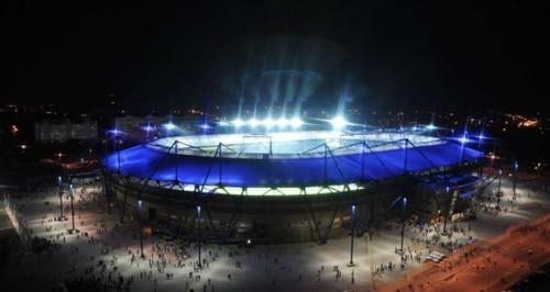 Матч Шахтер - Лион будет перенесен из Харькова