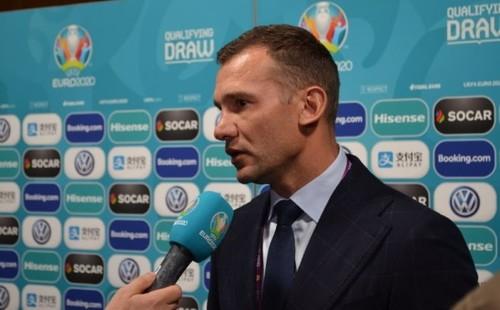 ВАЦКО: «Шевченко сказал, что у него команда выше среднего уровня»