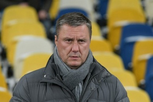 Олександр ХАЦКЕВИЧ: «Бєсєдін вийшов на поле зарядженим»