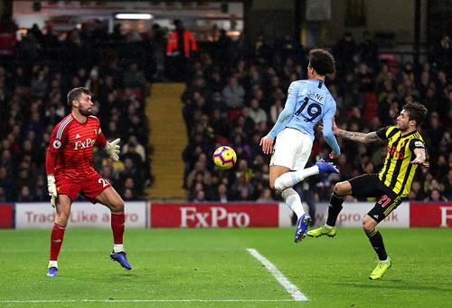 Уотфорд - Манчестер Сити - 1:2. Текстовая трансляция матча