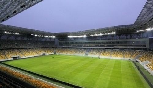 Арена-Львов готова принять матч Шахтер - Лион
