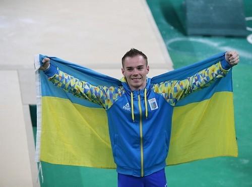 Верняєв визнаний кращим спортсменом місяця в Україні