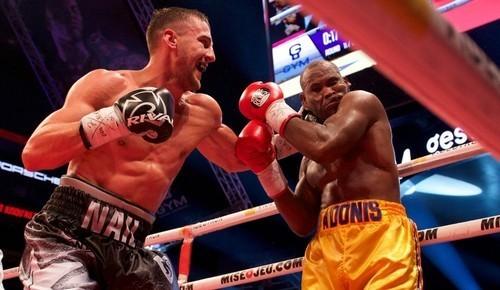 Гвоздик стал 12-м украинским чемпионом мира по боксу