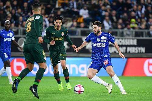 Амьен – Монако – 0:2. Видео голов и обзор матча