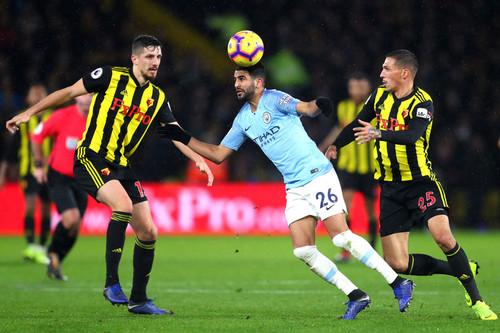 Уотфорд — Манчестер Сити — 1:2. Видео голов и обзор матча
