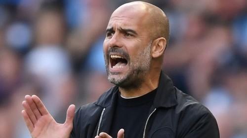 ГВАРДИОЛА: «В Премьер-лиге никогда нельзя расслабляться, это хорошо»