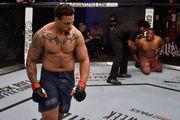 Бывший игрок НФЛ дебютирует в UFC