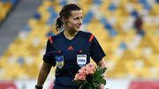Украинка Монзуль – в топ-5 лучших женщин-арбитров мира
