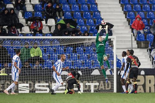 Райо Вальекано – Леганес – 0:1. Видео гола и обзор матча