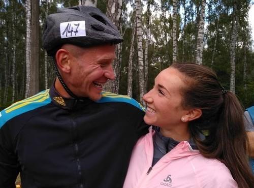 Сергей СЕМЕНОВ: «С Аитой Гаспарин проводим много времени вместе»