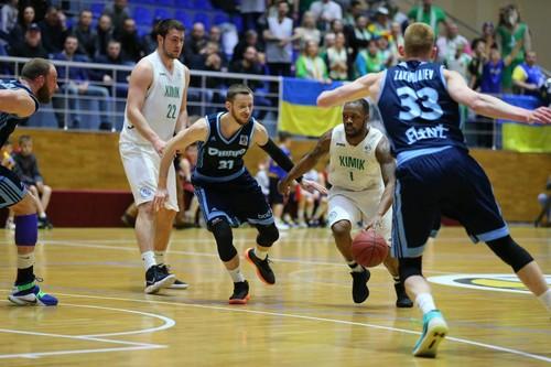 Визначено пари 1/4 фіналу Кубка України з баскетболу
