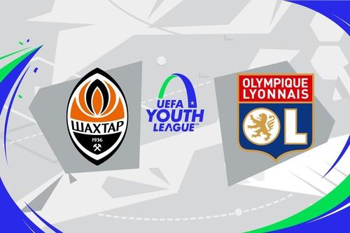 Юношеская лига УЕФА: Шахтер примет Лион на стадионе им. Банникова