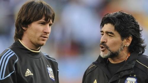 ПЕЛЕ: «Марадона был намного лучше Месси»
