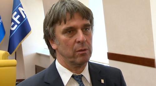 Динамо требует отставки президента УПЛ