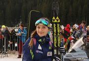 Юлия ЖУРАВОК: «Приходилось притормаживать на спусках, чтобы не упасть»