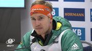 Кристиансен сбил Кюна, который из-за этого пришел вторым в Поклюке