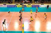Орбита-ЗНУ в упорной борьбе уступила в поединке Кубка Вызова