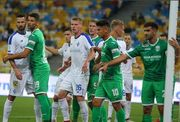 Карпаты - Динамо - 0:4. Текстовая трансляция матча